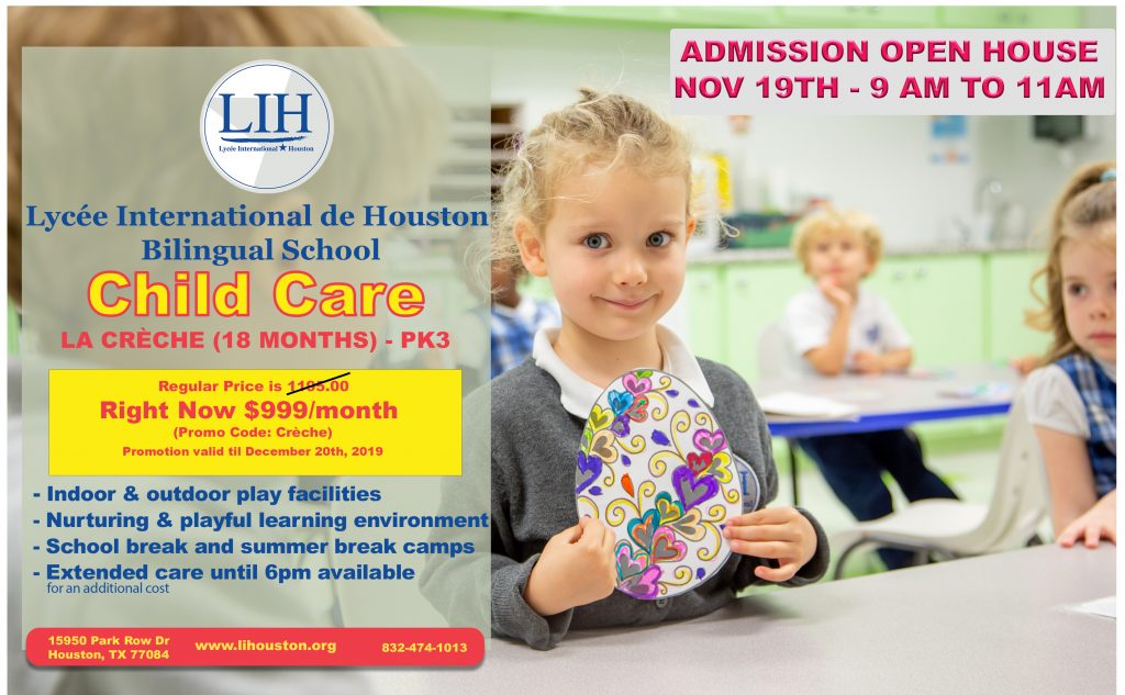 LIH Admission Open House